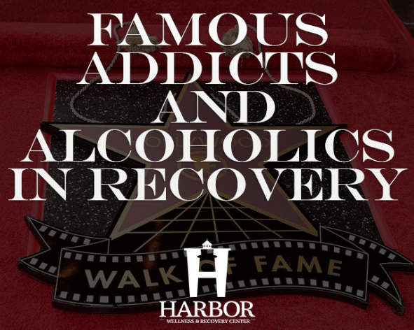 Famous Addicts and Alcoholics in Recovery